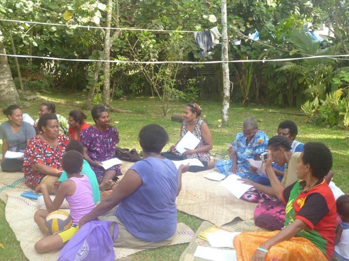 Raljago Choir Practice
